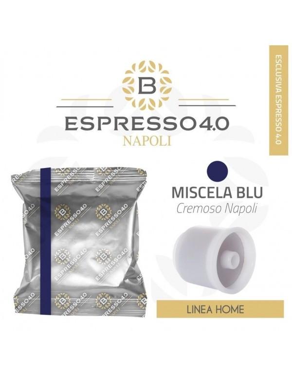 Caffe Barbaro - Mix Blu, 80x iperespresso κάψουλες
