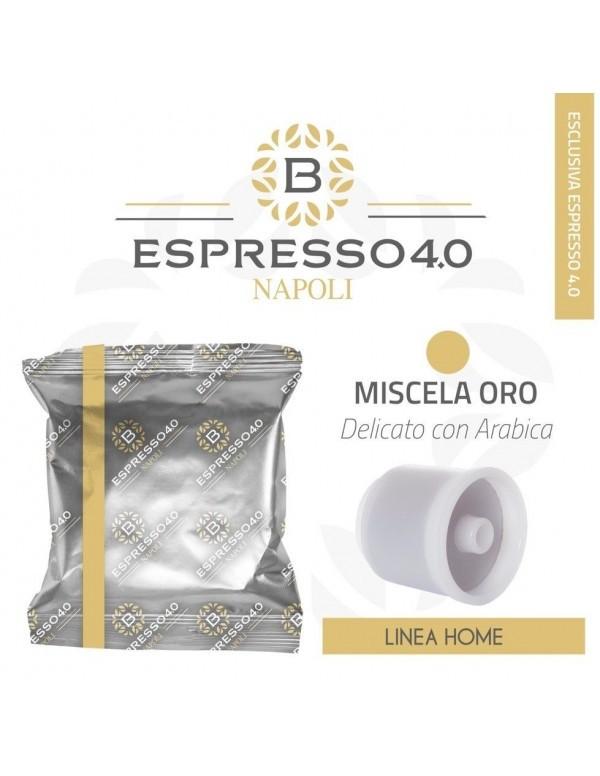 Caffe Barbaro - Mix Oro 100% Arabica, 80x iperespresso κάψουλες