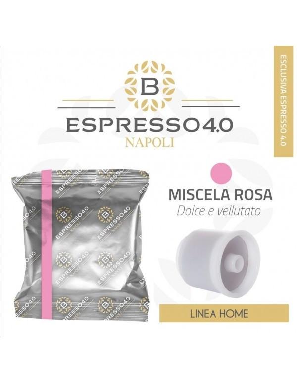 Caffe Barbaro - Mix Rosa, 80x iperespresso κάψουλες