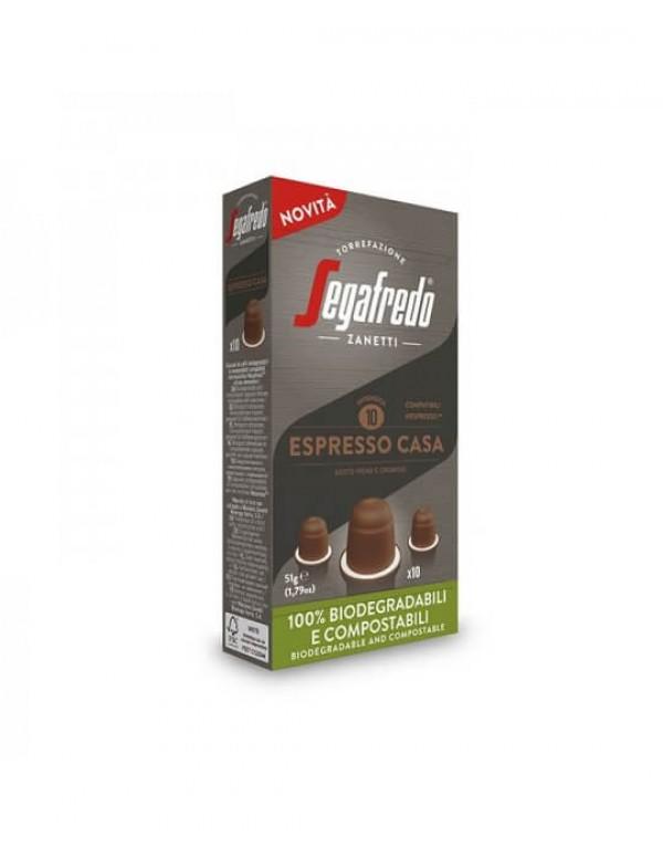 Segafredo - Casa, 10x nespresso συμβατές