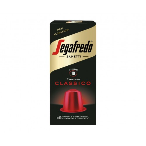 Segafredo - Classico, 10x nespresso συμβατές
