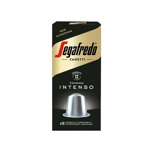 Segafredo - Intenso, 10x nespresso συμβατές