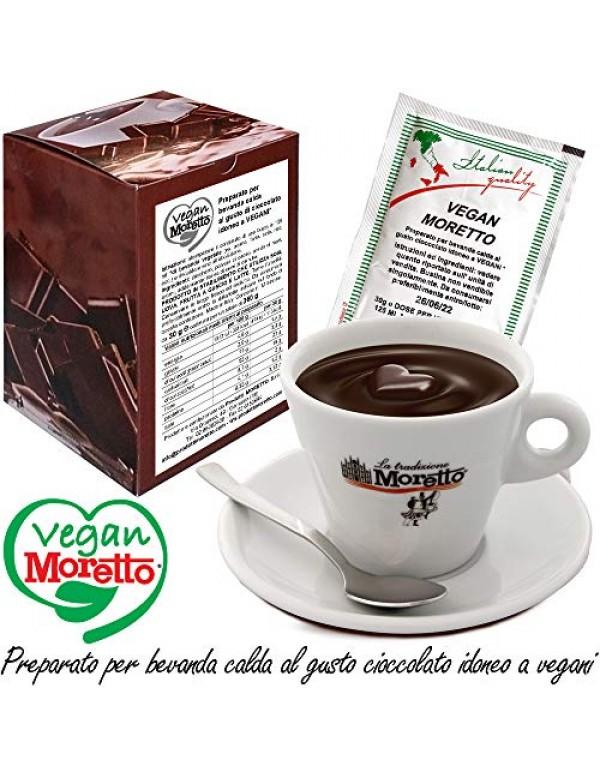 Moretto - Σοκολάτα Vegan, 1500g