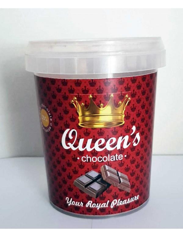 Σοκολάτα QUEEN's CLASSIC, 330g