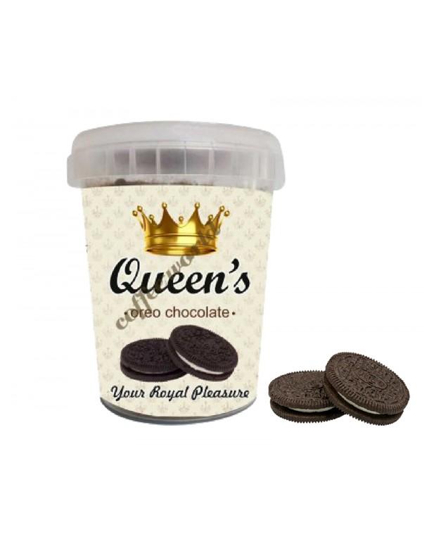 Σοκολάτα Queen's Μπισκότο, 330γρ