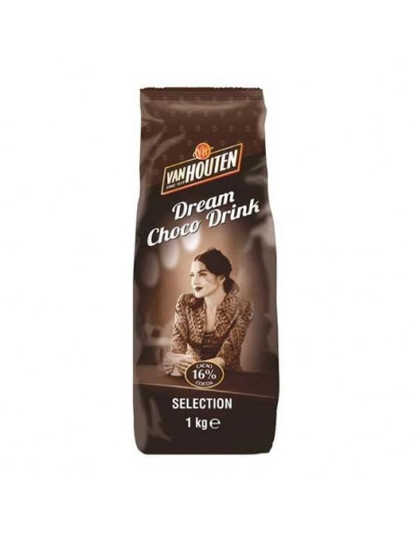 Van Houten Selection ρόφημα σοκολάτας, 1000g