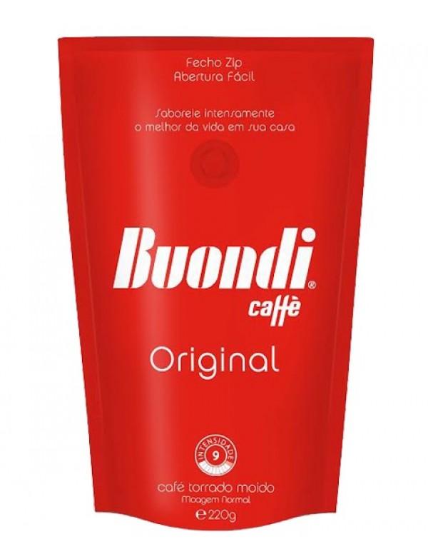 Buondi - Original, 220g αλεσμένος
