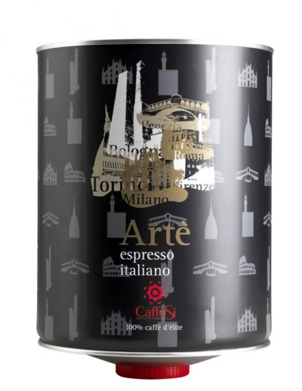 Caffe Si - Arte 100% Arabica, 3000g σε κόκκους