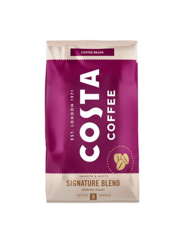 Costa Coffee - Medium Blend, 1000g σε κόκκους