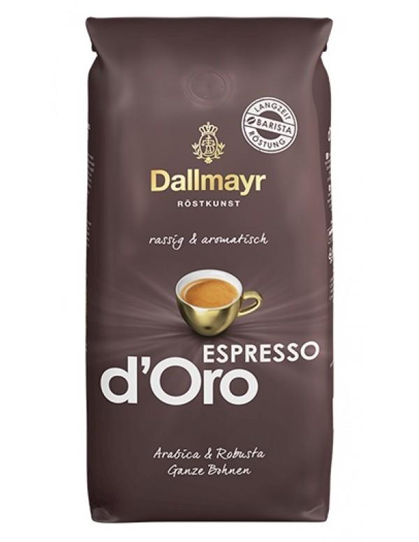 Dallmayr - Espresso d'Oro, 1000g σε κόκκους
