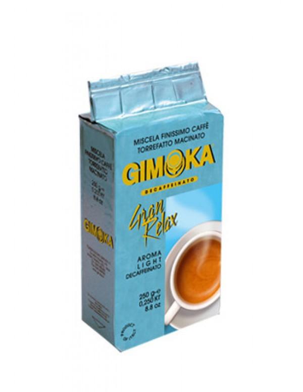 Gimoka - Gran relax, 250g αλεσμένος