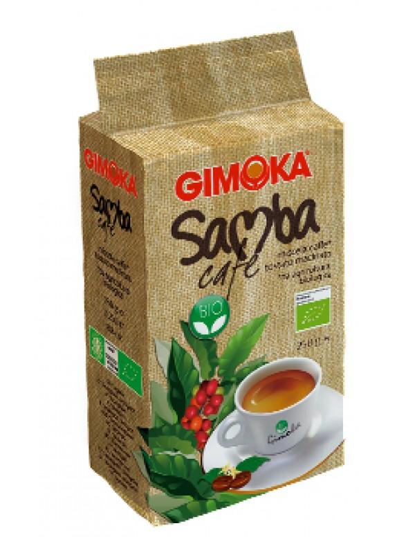 Gimoka - Samba bio, 250g αλεσμένος