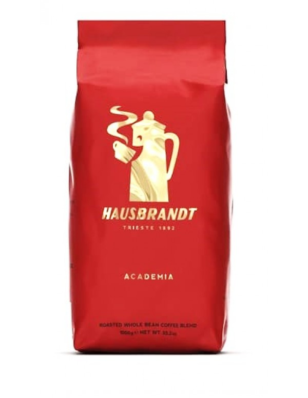 Hausbrandt - Academia, 1000g σε κόκκους