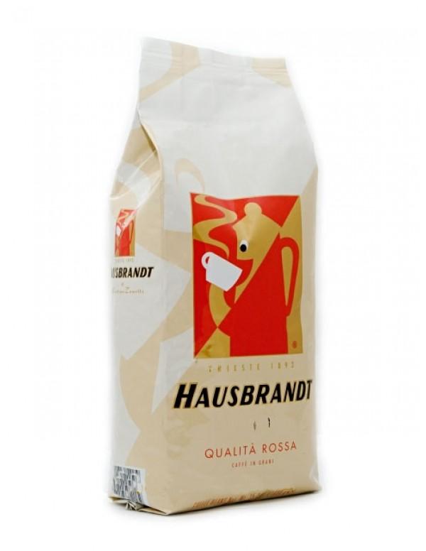Hausbrandt - Qualita Rossa, 1000g σε κόκκους