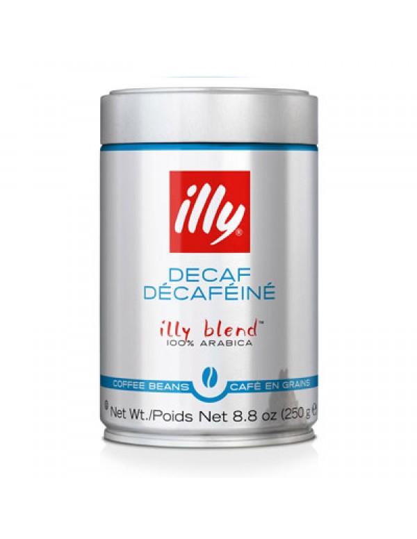 Illy - Decaffeine Blue σε κόκκους, 250g