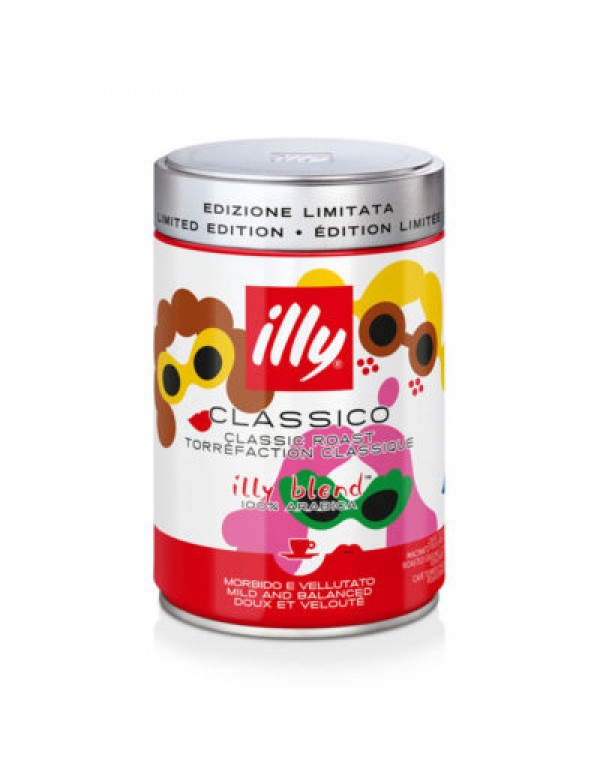 illy - Classico Limited Edition, 250g αλεσμένος
