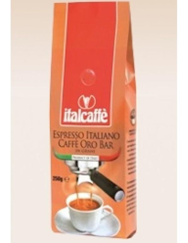 Italcaffe - Oro Bar, 250g σε κόκκους