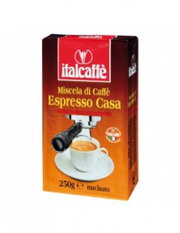 italcaffe - Espresso Casa, 250g αλεσμένος