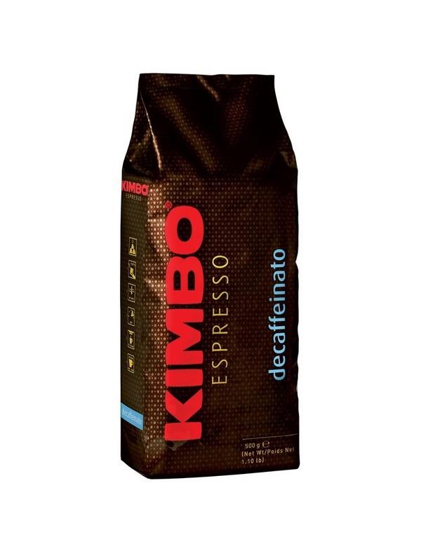 Kimbo - Deccafeinato, 1000g σε κόκκους