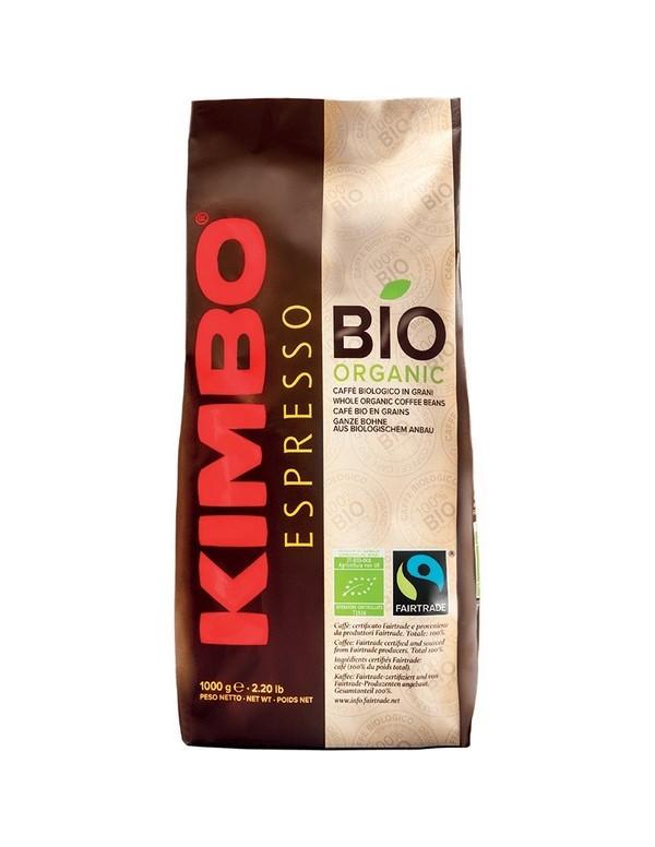 Kimbo - Espresso Bio Organic, 1000g σε κόκκους