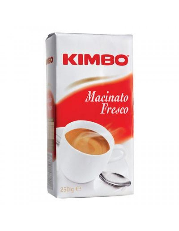 Kimbo - Macinato Fresco, 250g αλεσμένος