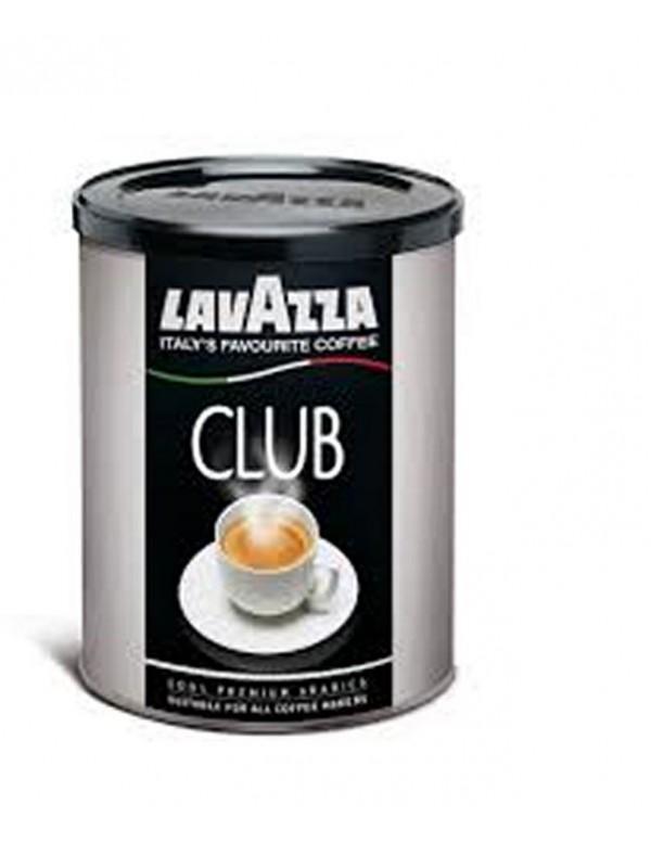 Lavazza - Club lattina, 250g αλεσμένος