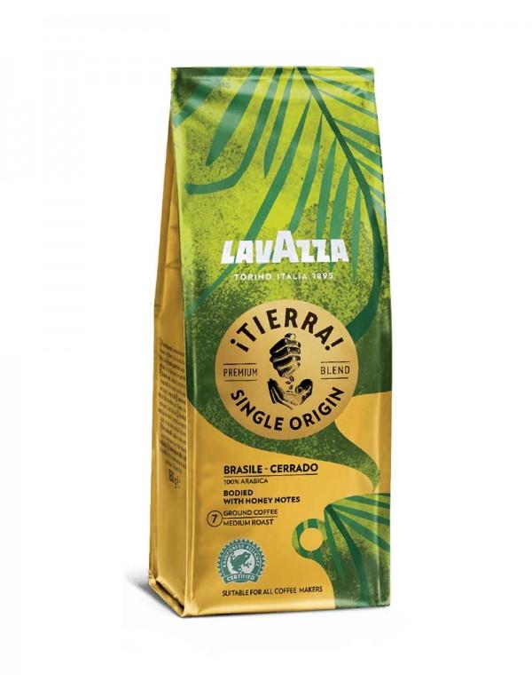 Lavazza -Tierra Brasile Single Origin 180gr αλεσμένος