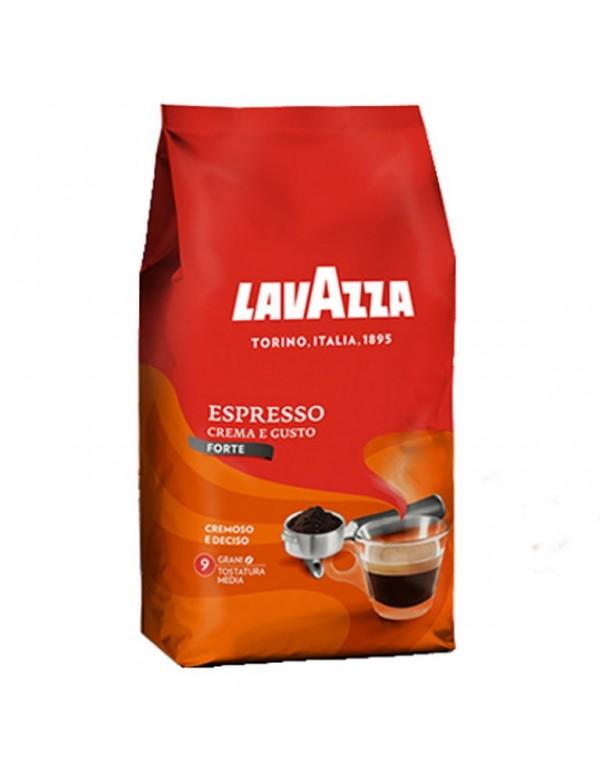 Lavazza - Crema e Gusto Forte, 1000g σε κόκκους
