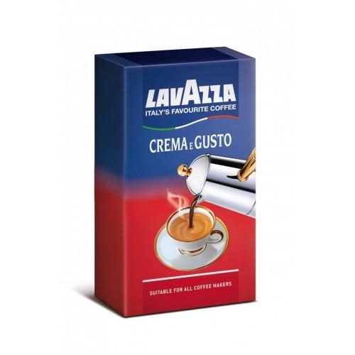 Lavazza - Crema e Gusto, 250g αλεσμένος