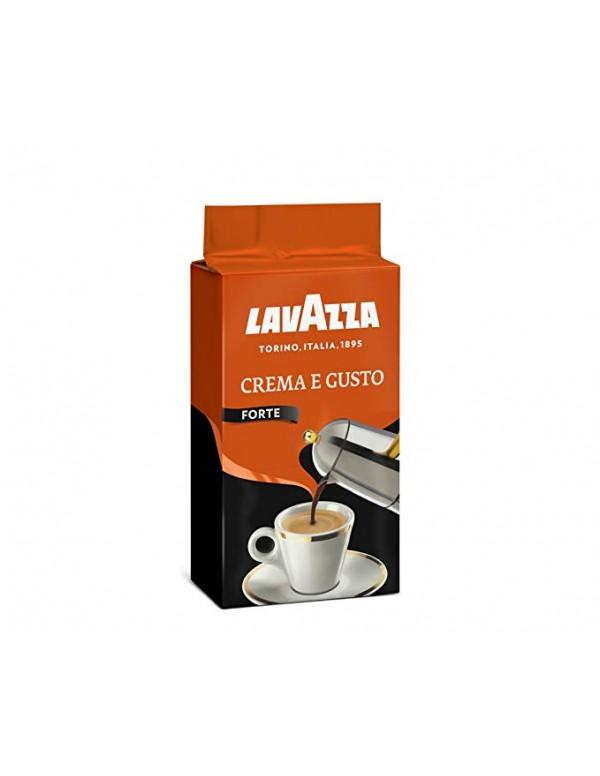 Lavazza - Crema e Gusto Forte, 250g αλεσμένο