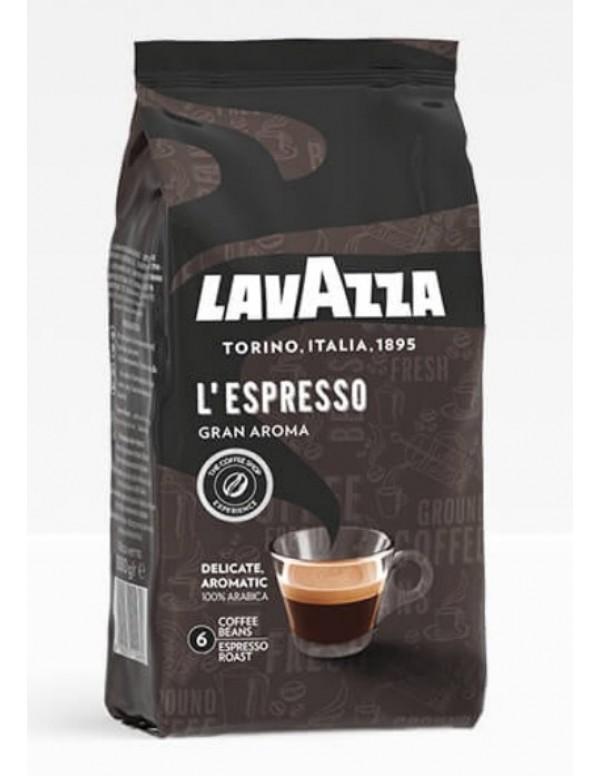 Lavazza - Gran Aroma Bar, 1000g σε κόκκους