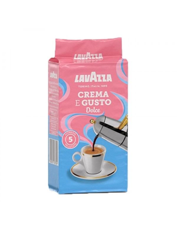 Lavazza - Crema e Gusto Dolce, 250g αλεσμένο