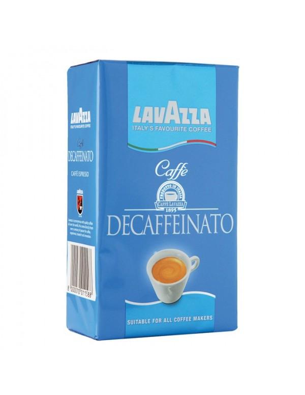 Lavazza - Decaffeinato, 250g αλεσμένος