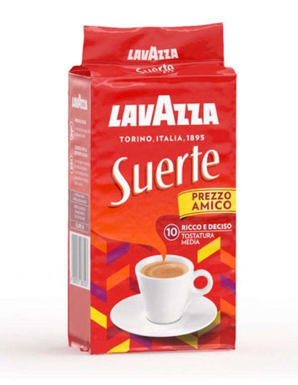 Lavazza - Suerte, 250g αλεσμένος