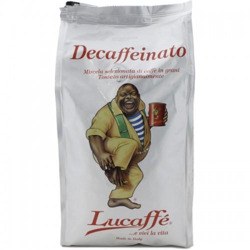 Lucaffe - Decaffeinato, 700g σε κόκκους