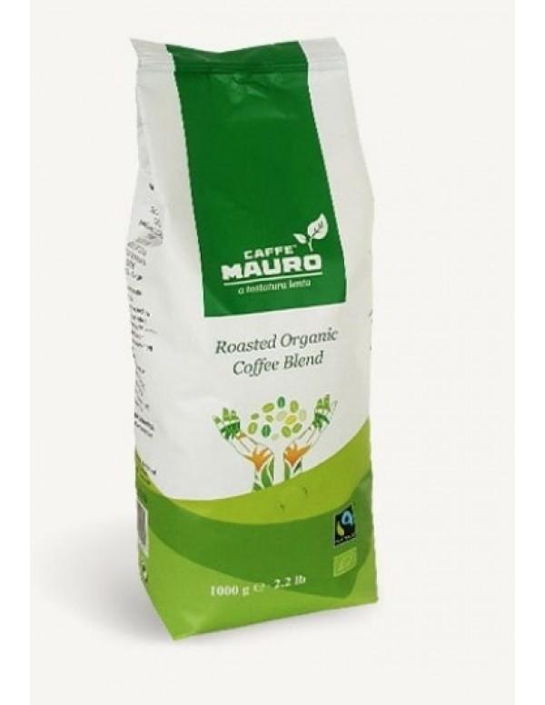 Mauro - Bio organic 100% Arabica, 1000g σε κόκκους