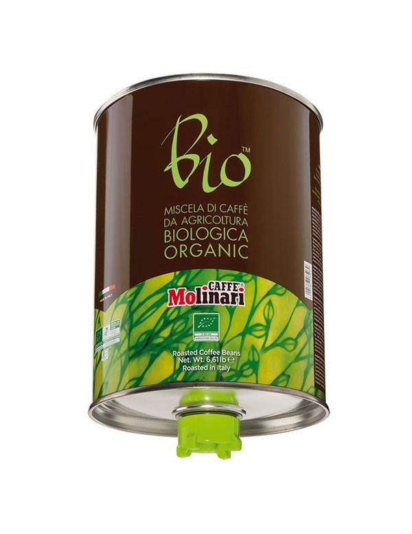Molinari - Bio Organic, 3000g σε κόκκους