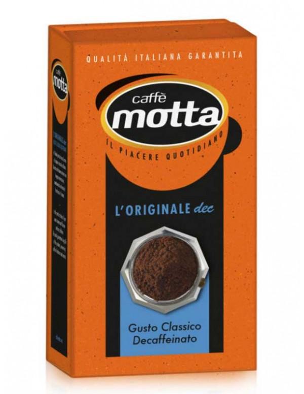 Motta - Gusto Classico Decaffeinato, 250g αλεσμένος