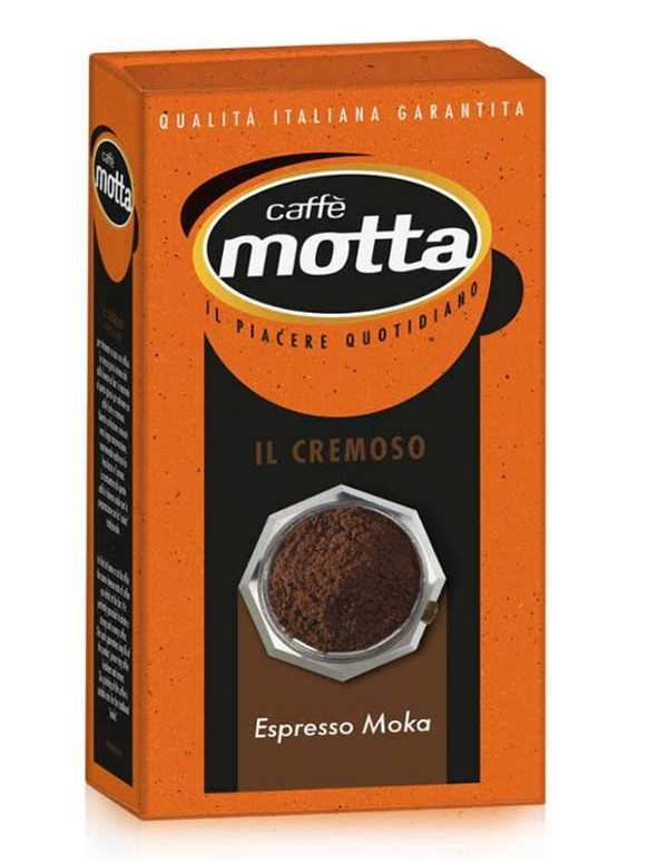 Motta - Espresso Moka, 250g αλεσμένος