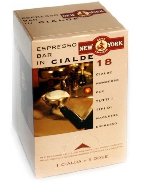 New York - Espresso Bar, 18x χάρτινες ταμπλέτες καφέ