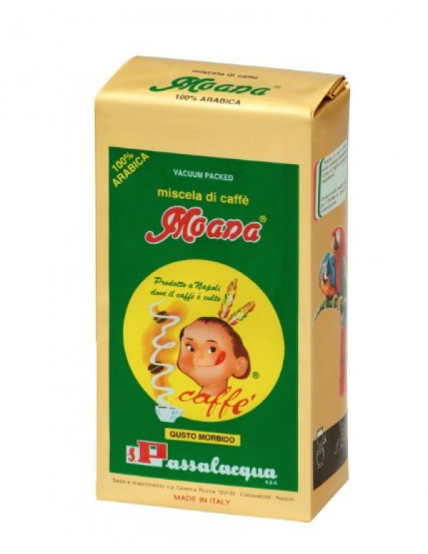 Passalacqua - Moana, 250g αλεσμένος