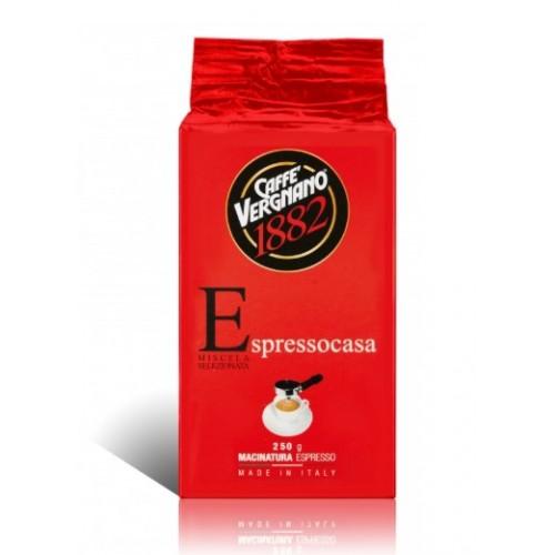 Vergnano - Espresso Casa, 250g αλεσμένος
