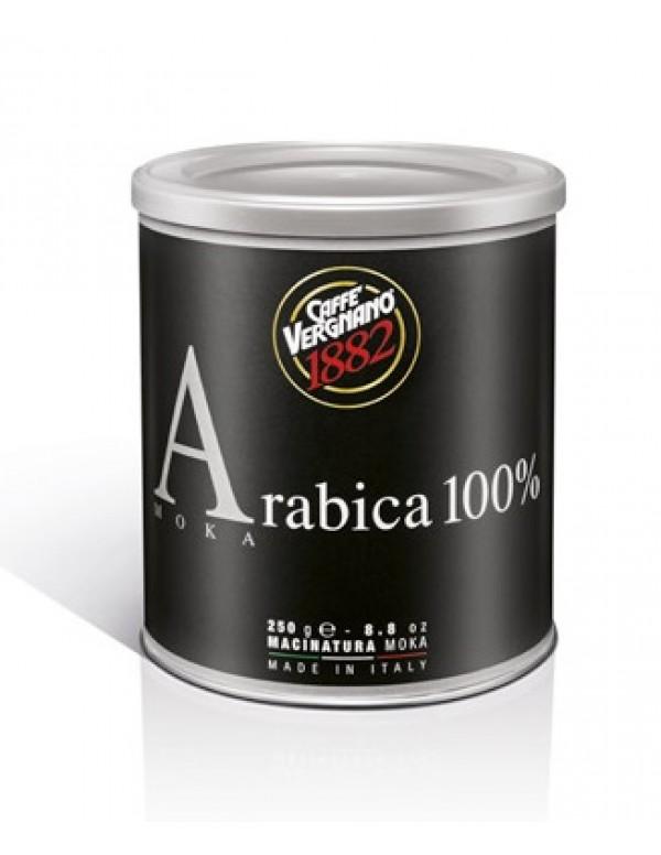 Vergnano - 100% Arabica, 250g αλεσμένος