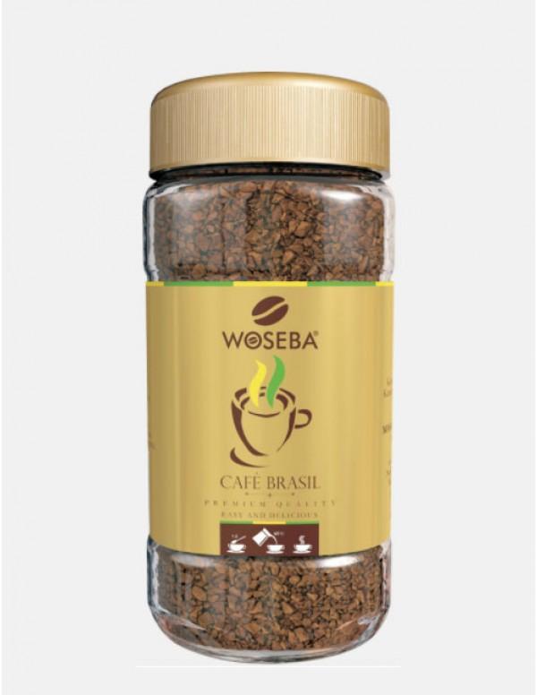 Woseba - Cafe Brasil, 100g στιγμιαίος