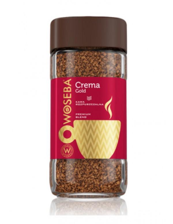 Woseba - Crema Gold, 100g στιγμιαίος