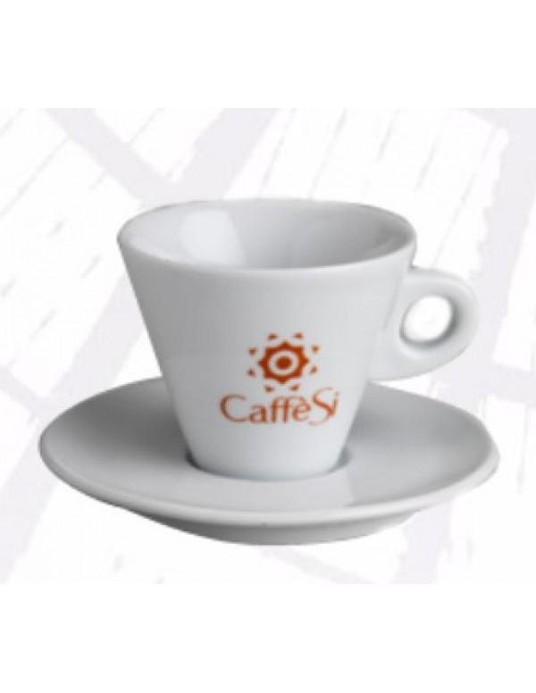 Caffe Si - Cappuccino Cup