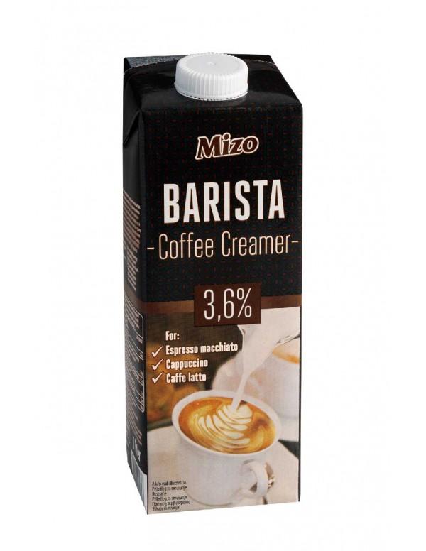 Γάλα MIZO Barista Coffee Creamer 3,6%, 1 λίτρο