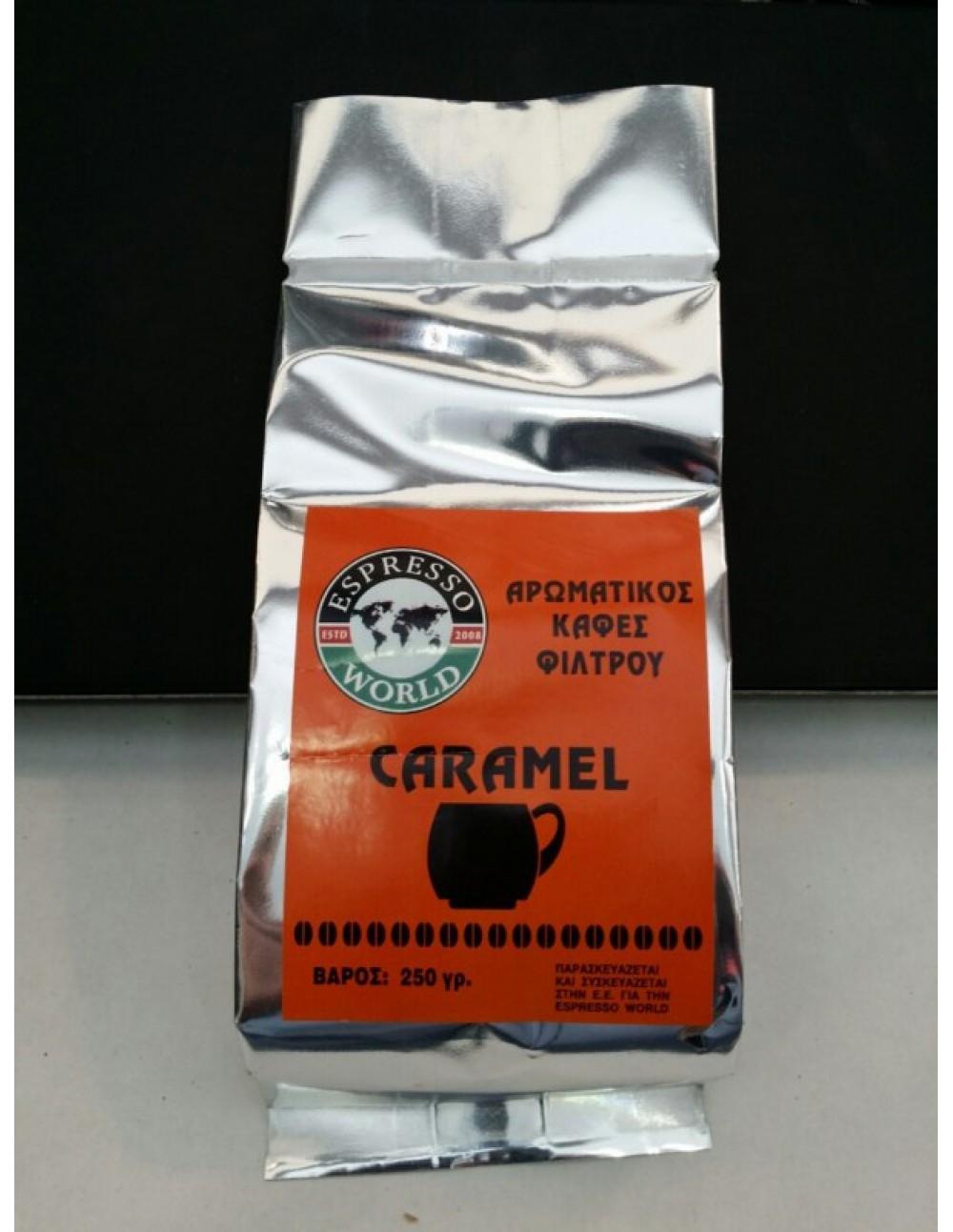 6475f2102a Καφές Φίλτρου με άρωμα καραμέλας