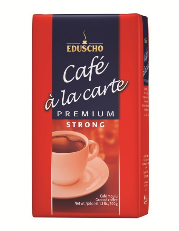 Eduscho - Premium Strong, 500g αλεσμένος