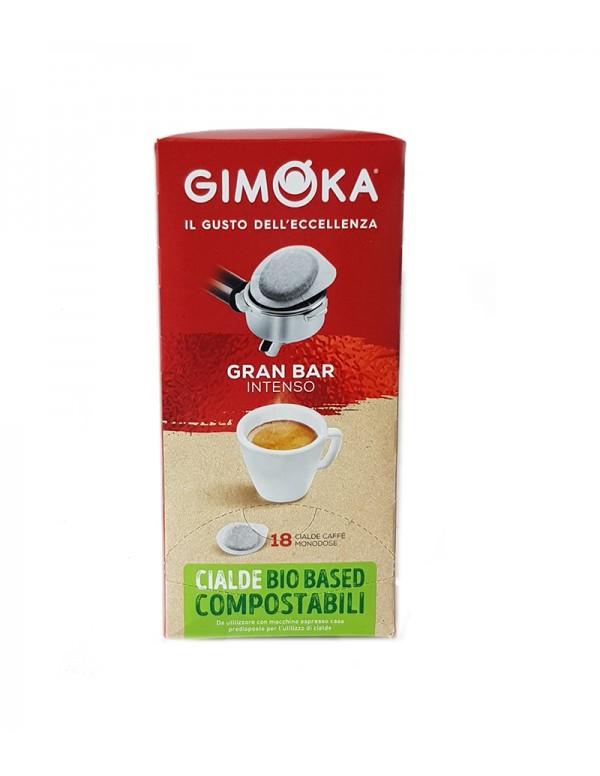 Gimoka - Gran Bar Intenso, 18 χάρτινες ταμπλέτες